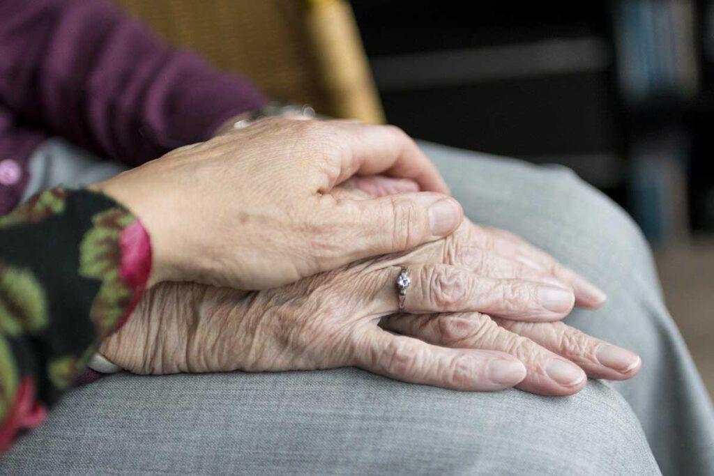 Zusammenarbeit Palliativpflege